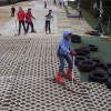 Skiing at Folkestone Ski Centre